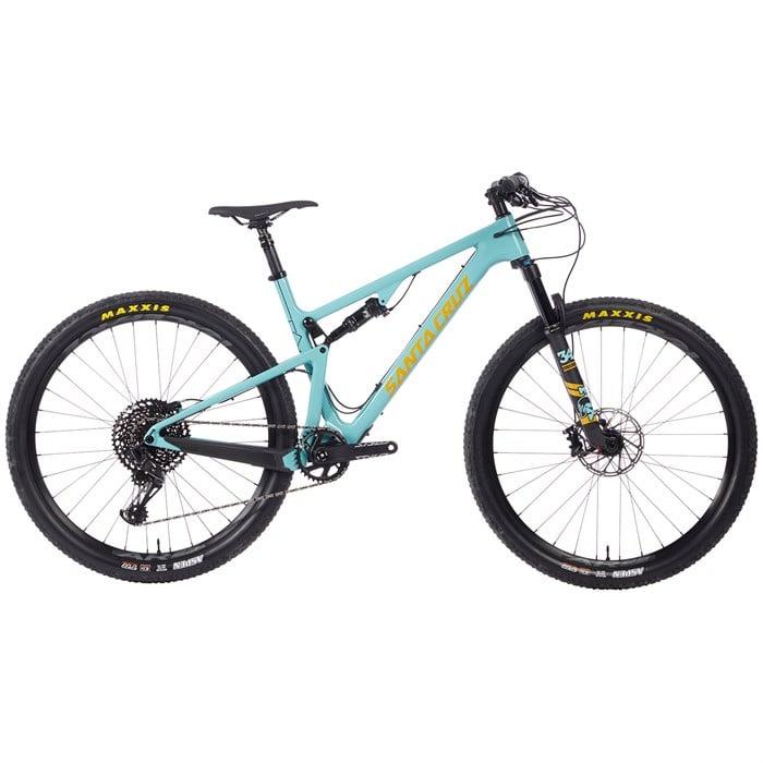 Santa Cruz Bicycles - Blur C S TR Complete Mountain Bike 2020