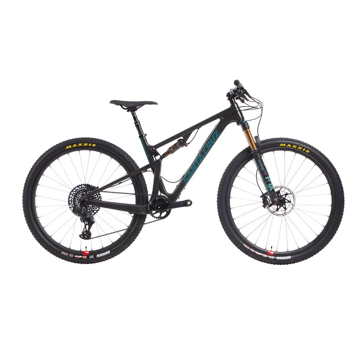 Santa Cruz Bicycles - Blur CC XX1 AXS Trail Reserve Complete Mountain Bike 2020