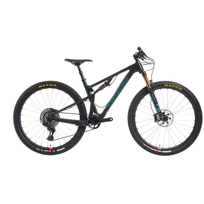 Santa Cruz Bicycles - Blur CC XX1 AXS Trail Reserve Complete Mountain Bike 2020
