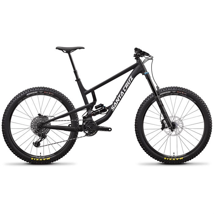 Santa Cruz Bicycles - Nomad A S Complete Mountain Bike 2020