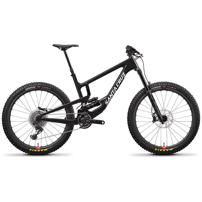Santa Cruz Bicycles - Nomad CC X01 Reserve Complete Mountain Bike 2020