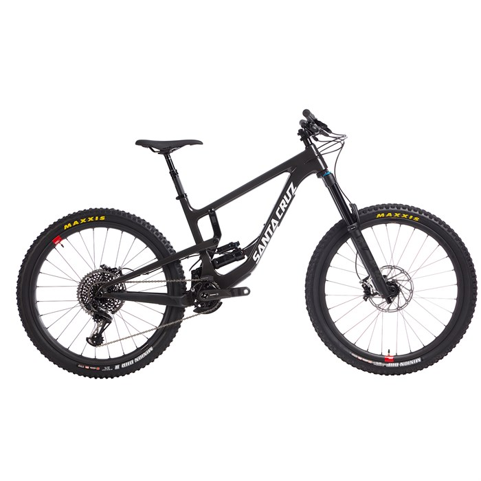Santa Cruz Bicycles - Nomad CC X01 Reserve Complete Mountain Bike 2020