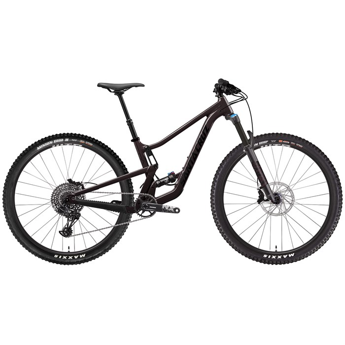 Santa Cruz Bicycles - Tallboy A D Complete Mountain Bike 2020
