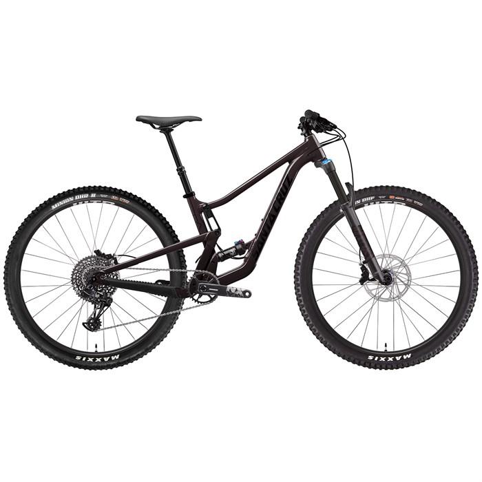Santa Cruz Bicycles - Tallboy A D Complete Mountain Bike 2020