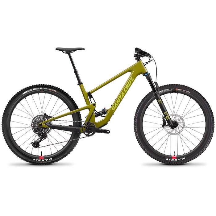 Santa Cruz Bicycles - Tallboy C S Reserve Complete Mountain Bike 2020