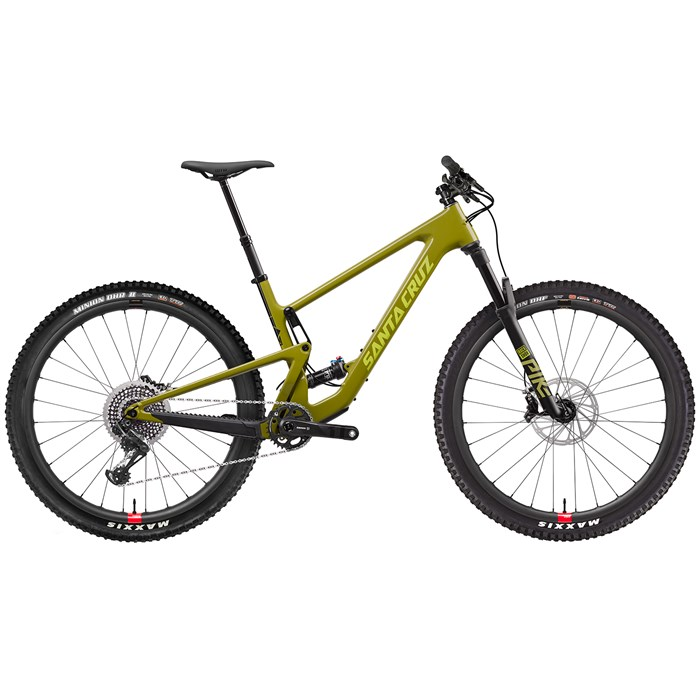 Santa Cruz Bicycles - Tallboy CC X01 Reserve Complete Mountain Bike 2020
