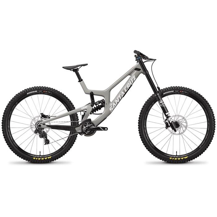 Santa Cruz Bicycles - V10 CC S 29 Complete Mountain Bike 2020