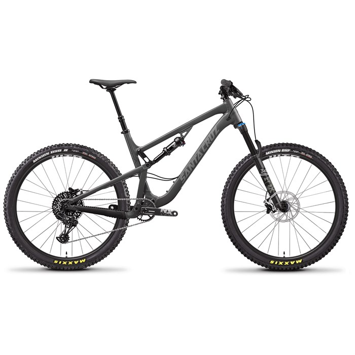 Santa Cruz Bicycles - 5010 A R Complete Mountain Bike 2020