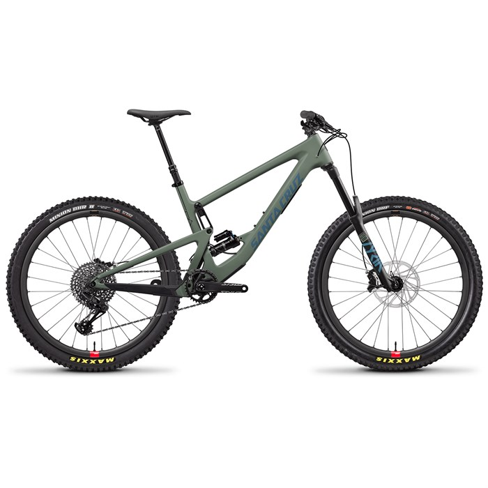 Santa Cruz Bicycles - Bronson C S Reserve Complete Mountain Bike 2020