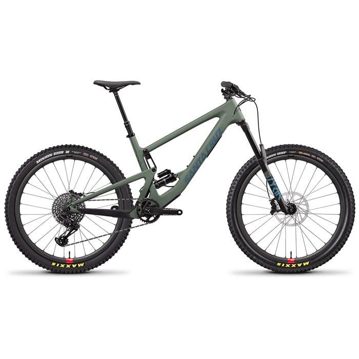 Santa Cruz Bicycles - Bronson C S Reserve Complete Mountain Bike 2020