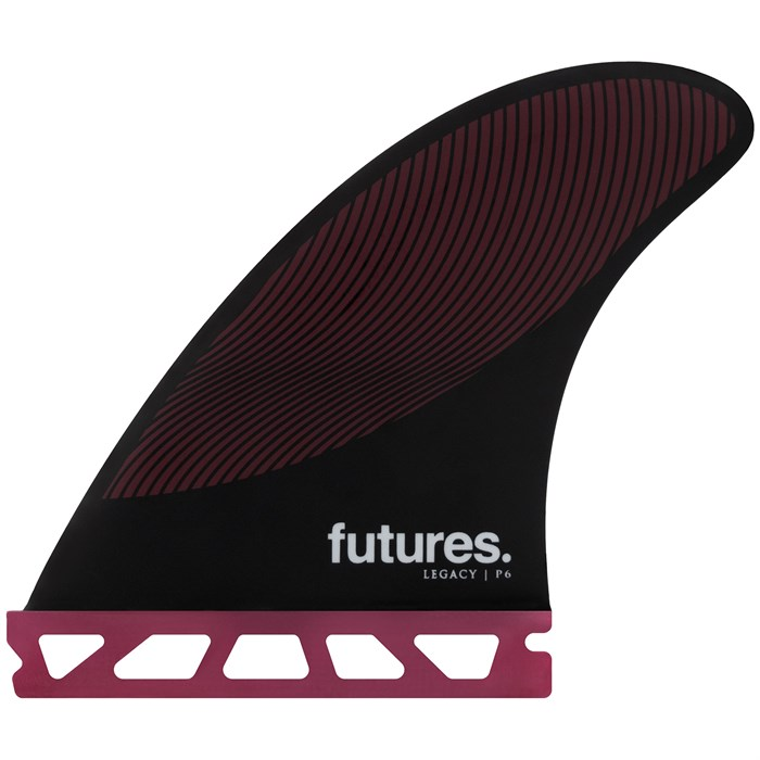 Futures - Legacy P6 Medium Tri Fin Set