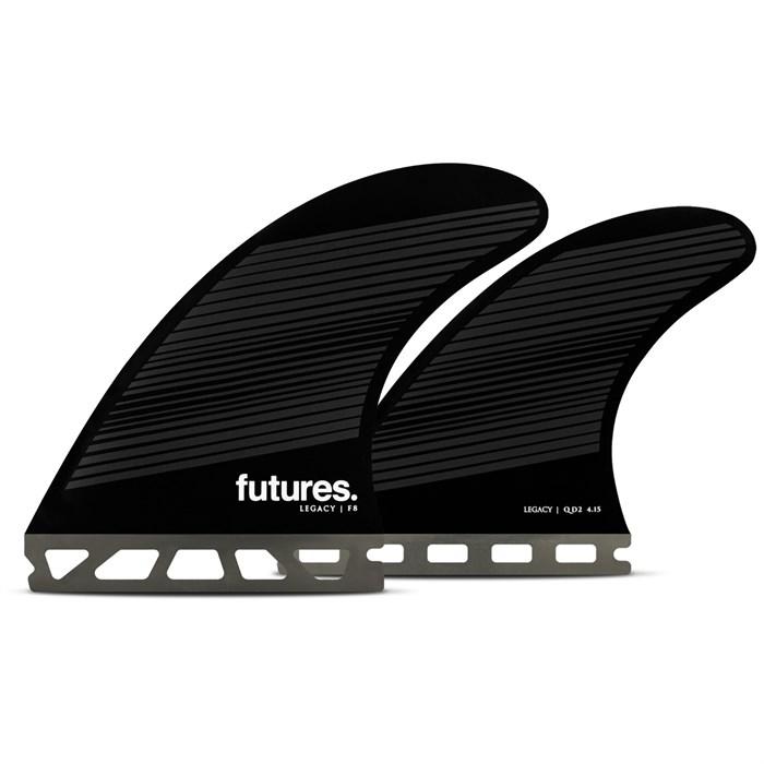 Futures - Legacy F8 Large Quad Fin Set