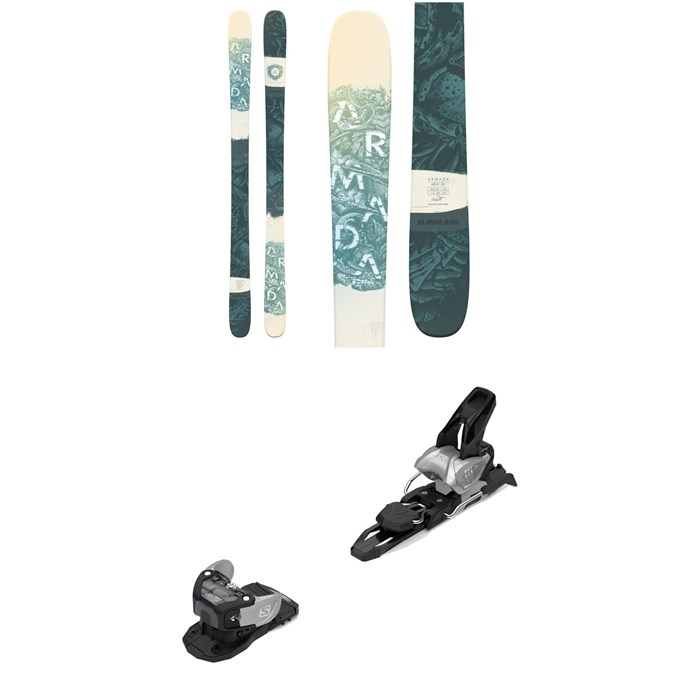 Armada - ARW 86 Skis - Women's 2020 + Salomon Warden MNC 11 Ski Bindings 2020