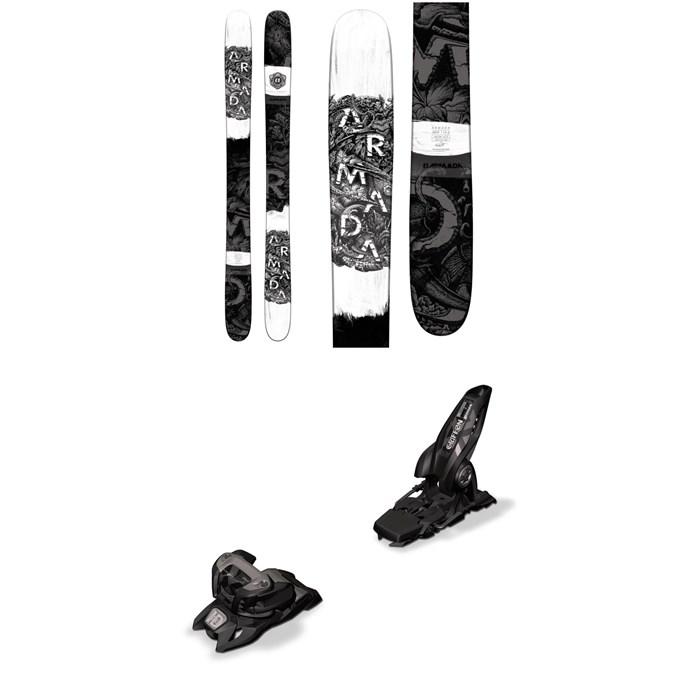 Armada - ARW 116 VJJ Skis - Women's + Marker Griffon 13 ID Ski Bindings 2020