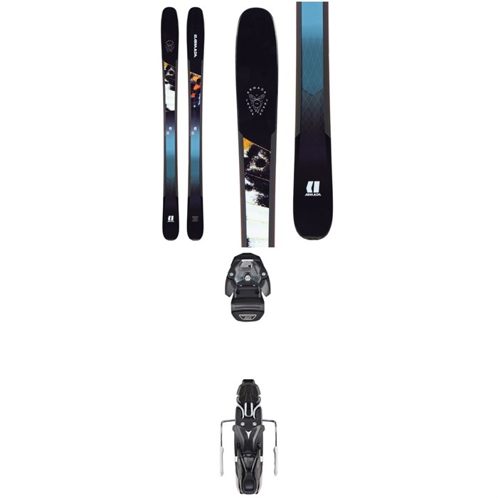 Armada - Trace 98 Skis - Women's + Atomic Warden MNC 11 Bindings 2020