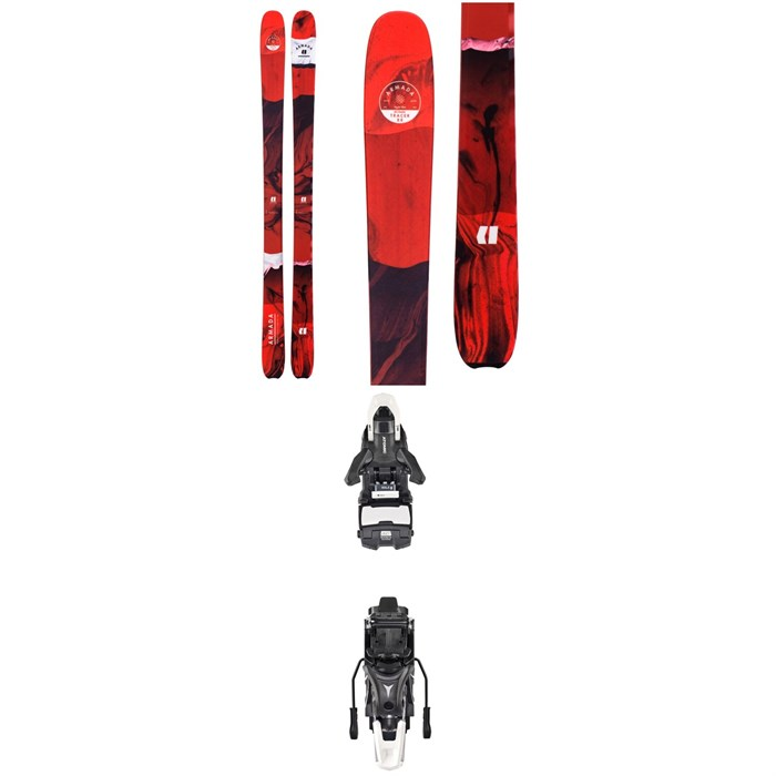 Armada - Tracer 88 Skis + Atomic Shift MNC 13 Alpine Touring Ski Bindings 2020