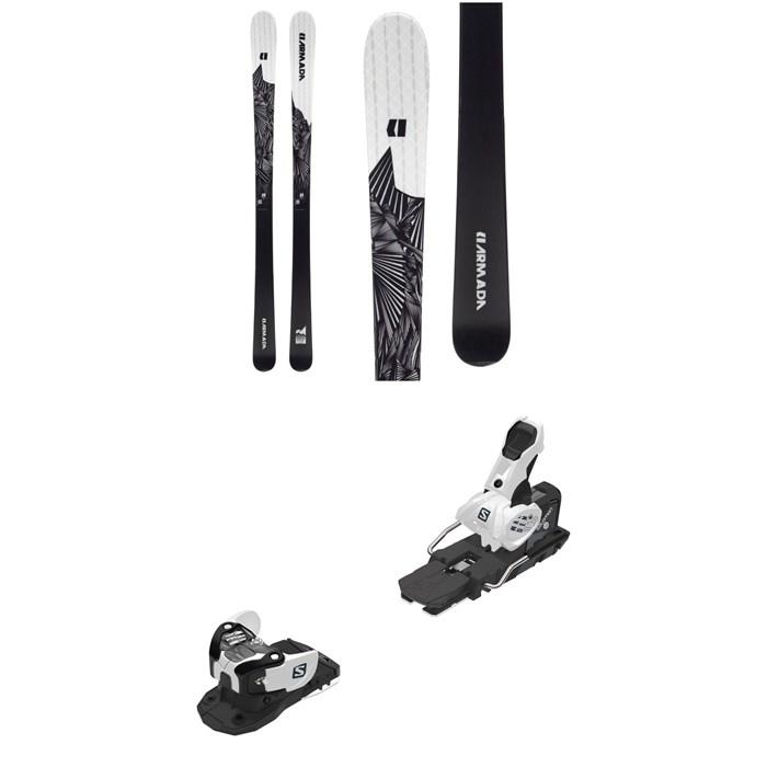 Armada - Invictus 89 Ti Skis + Salomon Warden MNC 13 Ski Bindings 2020