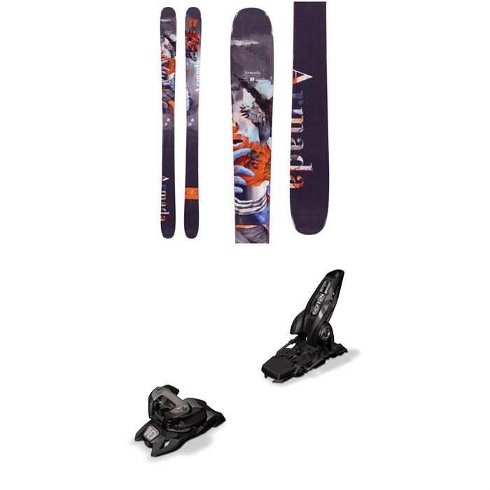 Armada - ARV 96 Skis + Marker Griffon 13 ID Ski Bindings 2020