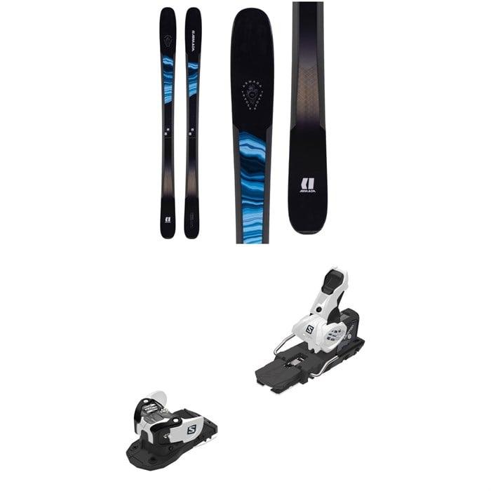 Armada - Tracer 98 Skis + Salomon Warden MNC 13 Ski Bindings 2020