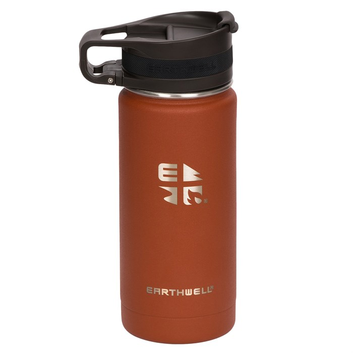 Earthwell - 16oz Roaster™ Loop Bottle