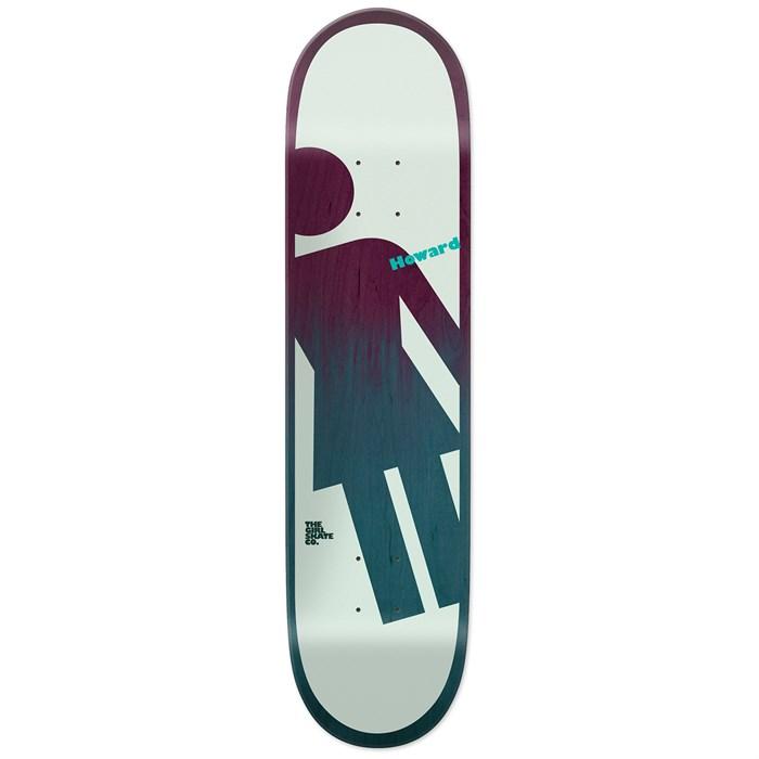 Girl - Howard Tilt-A-Girl 8.25 Skateboard Deck