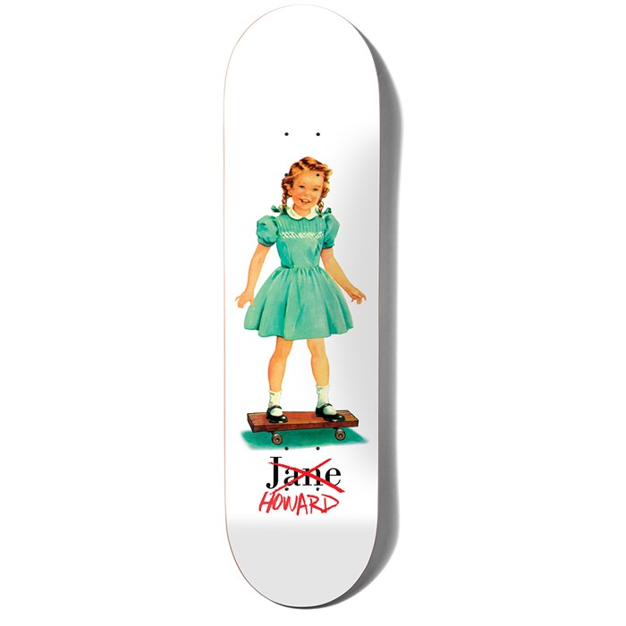 Girl - Howard Jane 8.0 Skateboard Deck