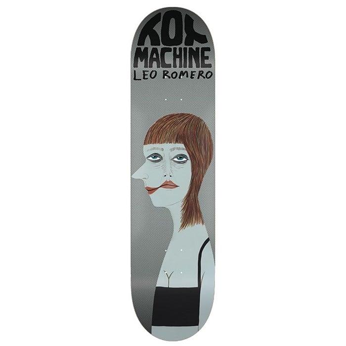 Toy Machine - Leo Romero Faces 8.25 Skateboard Deck