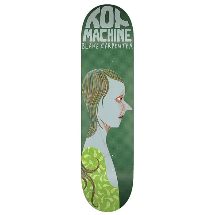 Toy Machine - Blake Carpenter 8.38 Skateboard Deck