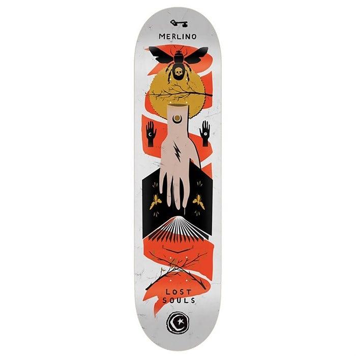 Foundation - Nick Merlino Lost Souls 8.25 Skateboard Deck