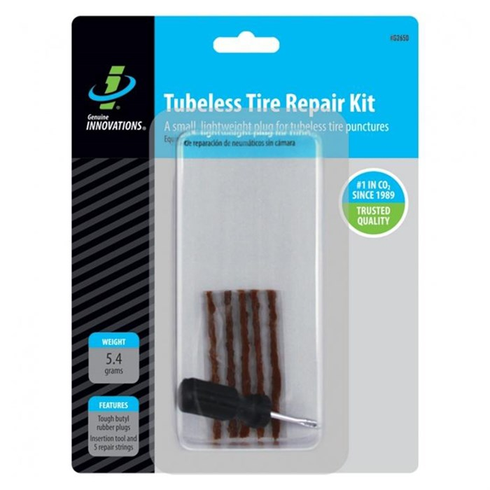 Genuine Innovations - Tubeless Tire Repair Kit