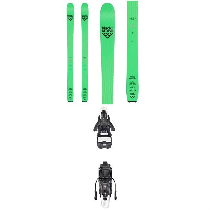 Black Crows - Navis Freebird Skis + Atomic Shift MNC 13 Alpine Touring Ski Bindings 2020