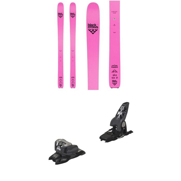 Black Crows - Corvus Freebird Skis + Marker Griffon 13 ID Ski Bindings 2020