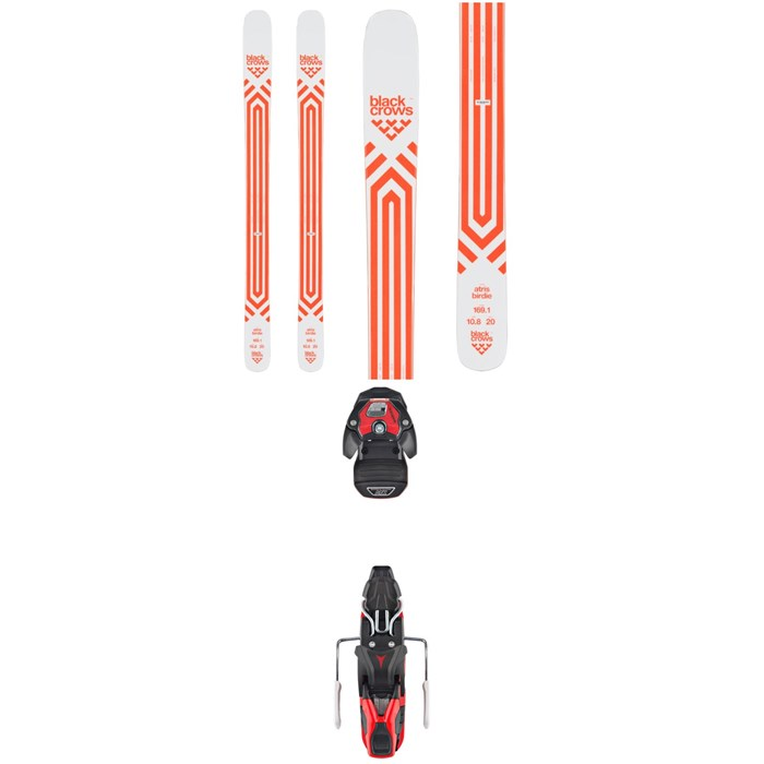 Black Crows - Atris Birdie Skis - Women's + Atomic Warden MNC 11 Bindings 2020