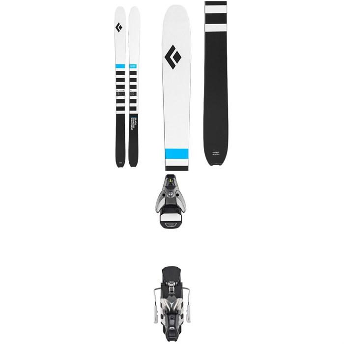 Black Diamond - Helio Recon 105 Skis + Atomic STH2 WTR 16 Ski Bindings 2020