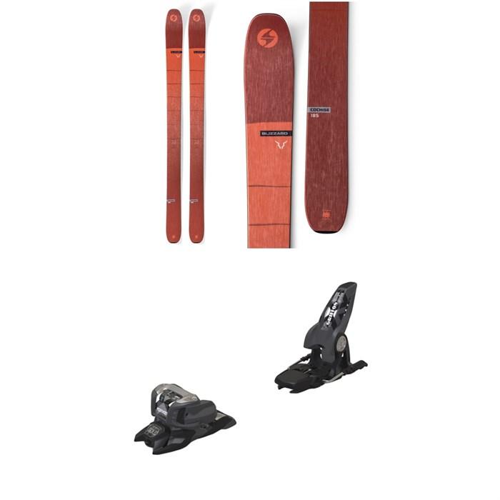 Blizzard - Cochise Skis + Marker Griffon 13 ID Ski Bindings 2020