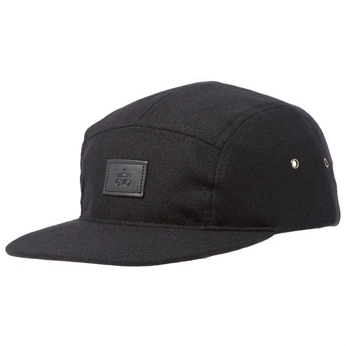 evo - Wool 5 Panel Hat