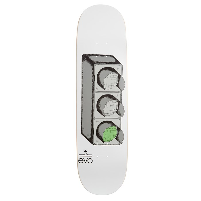 evo - Stoplight 8.38 Skateboard Deck