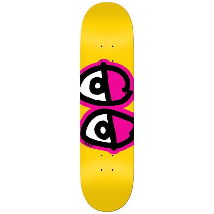 Krooked - Team Eyes 8.25 Skateboard Deck