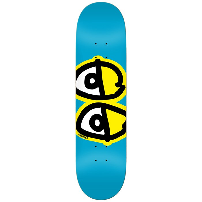 Krooked - Team Eyes 8.38 Skateboard Deck
