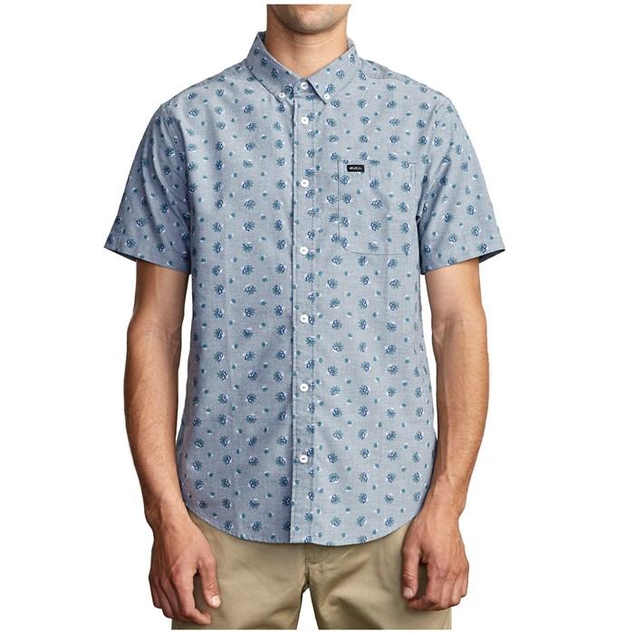 RVCA - That'll Do Print Short-Sleeve Shirt