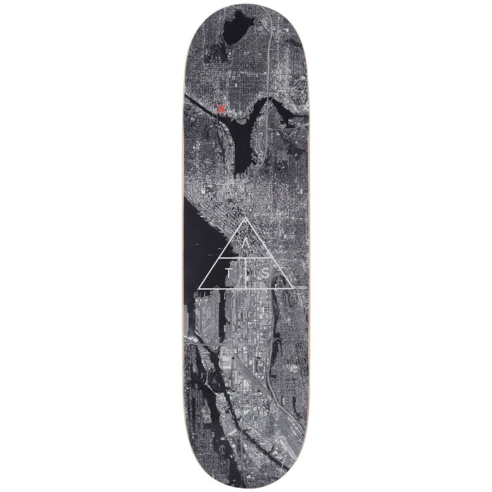 ATS - City View 7.75 Skateboard Deck