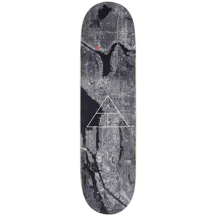 ATS - City View 8.0 Skateboard Deck