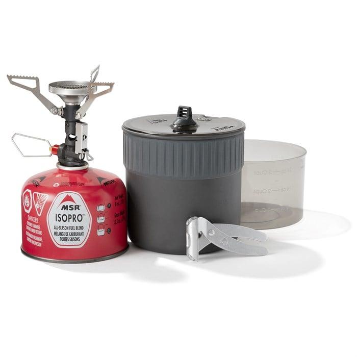 MSR - PocketRocket® Deluxe Stove Kit
