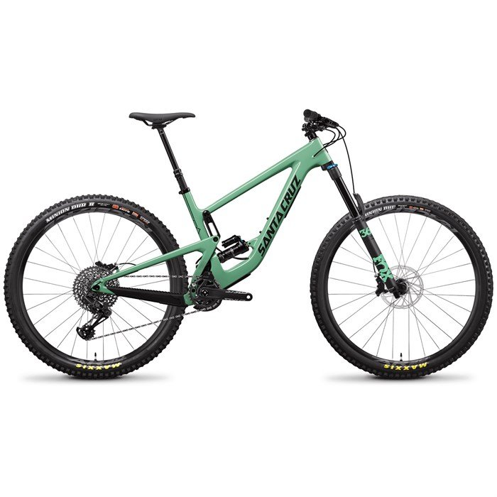 Santa Cruz Bicycles - Megatower C S Complete Mountain Bike 2020