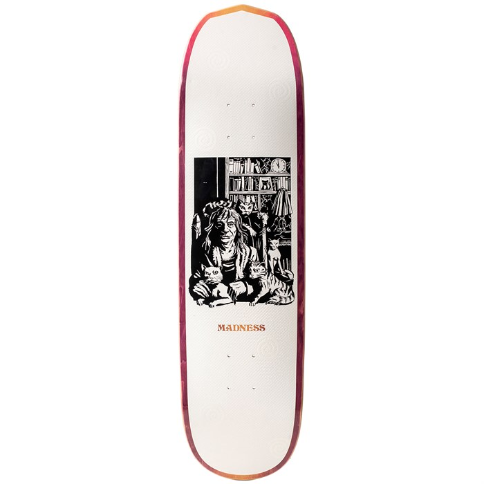 Madness - Desiree R7 8.375 Skateboard Deck