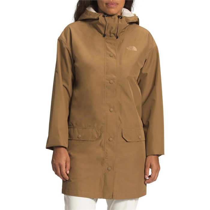 The North Face - Woodmont Rain Jacket - Women's
