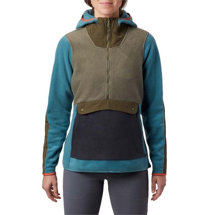 Mountain Hardwear - UnClassic™ Fleece Pullover Hoodie - Women's