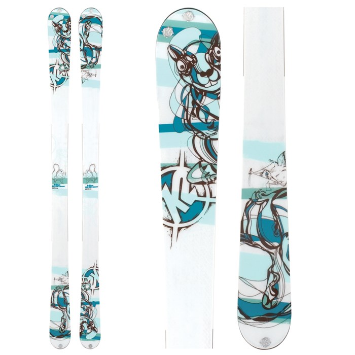 K2 - Missdemeanor Skis - Women's 2009