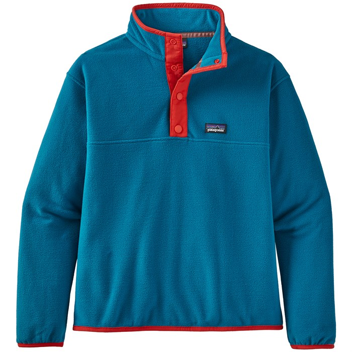 Patagonia - Micro D Snap-T Fleece Pullover - Girls'