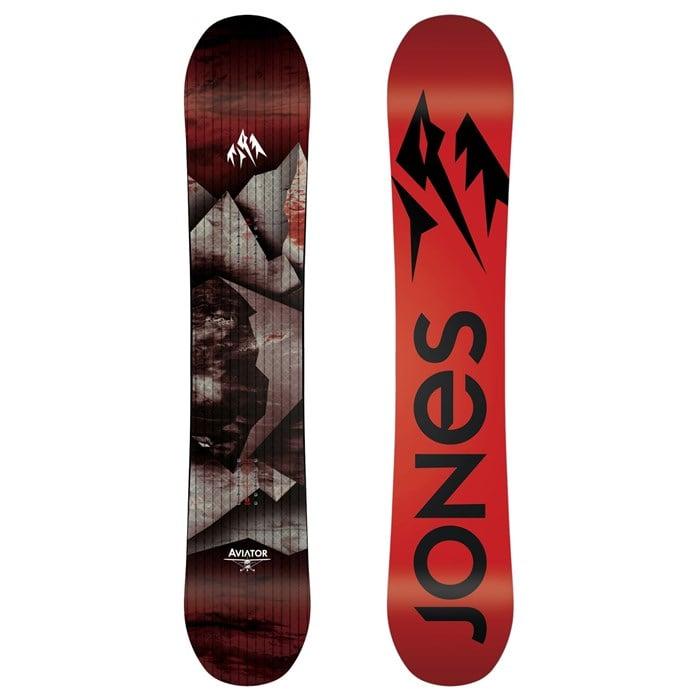 Jones - Aviator Snowboard - Blem 2019